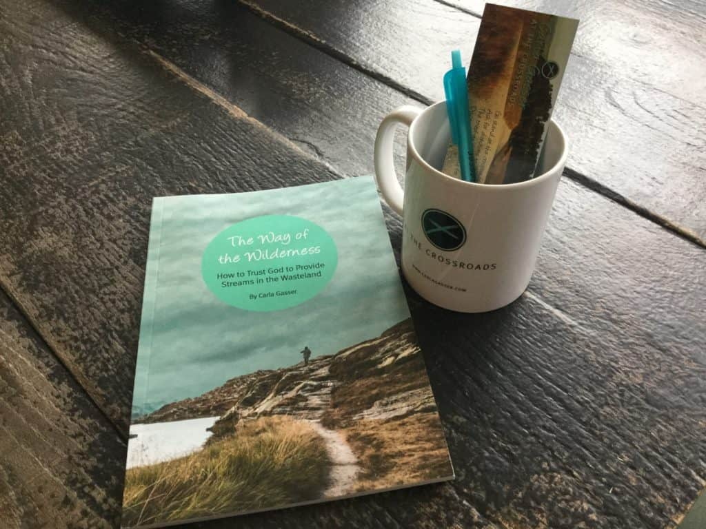 The Way of the Wilderness  Devotional by Carla Gasser