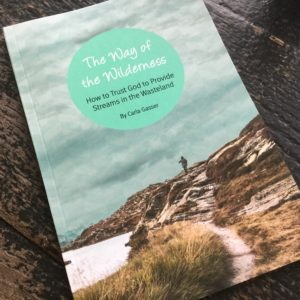 The Way of the Wilderness Devotional